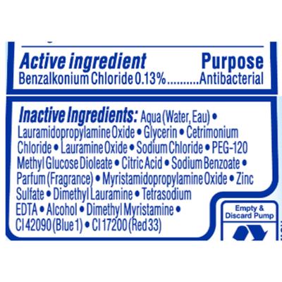 Dial Antibacterial Liquid Hand Soap, Spring Water