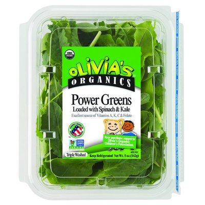 Olivia's Organics Power Greens