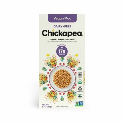 Chickapea Organic Vegan Mac