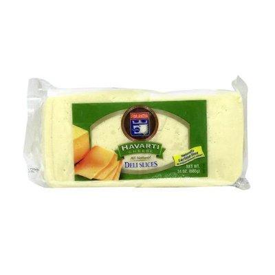 Finlandia Sliced Havarti Cheese