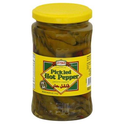 Ziyad Pepper, Pickled, Hot