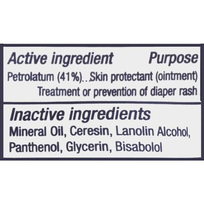 Aquaphor Baby Advanced Therapy Healing Ointment Skin Protectant Tube