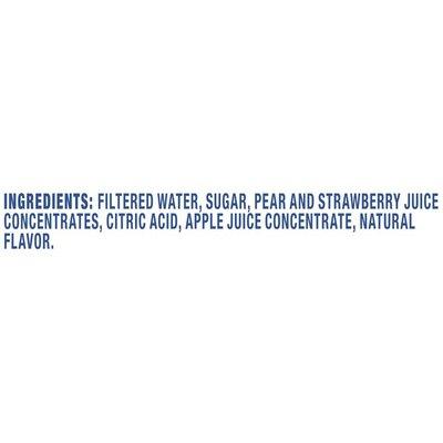 Capri Sun Strawberry Kiwi Naturally Flavored Juice Drink Blend