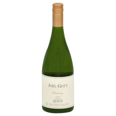 Joel Gott Wines Chardonnay
