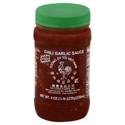 Huy Fong Foods Chili Garlic Sauce