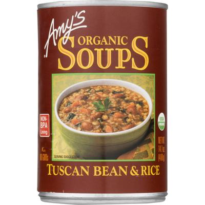 Amy's Kitchen Organic Soups Tuscan Bean & Rice
