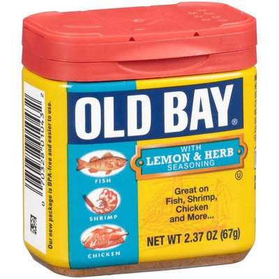 Old Bay® Lemon & Herb Seasoning
