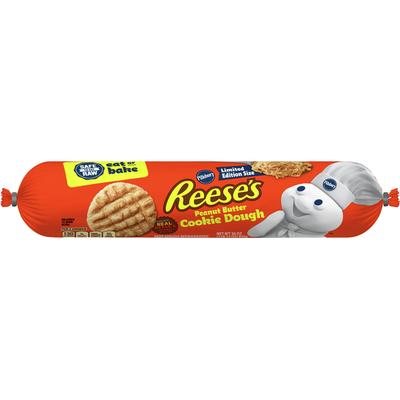 Pillsbury Cookie Dough, Reese's Peanut Butter