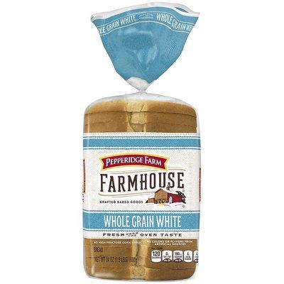 Pepperidge Farm®  Farmhouse Whole Grain White Bread