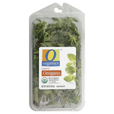 O Organics Oregano, Organic