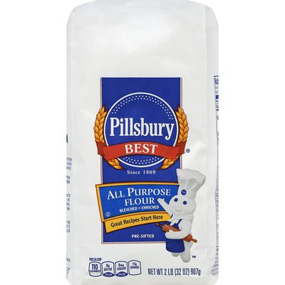 Pillsbury All Purpose Enriched Bleached Flour