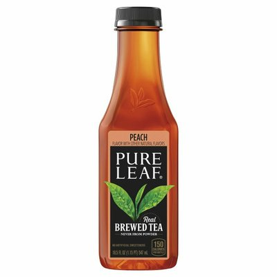 Pure Leaf Peach Iced Tea