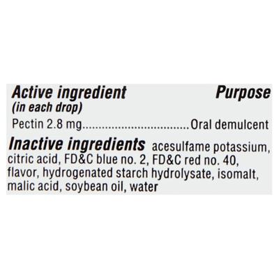 Luden's Sugar Free Wild Cherry Pectin Lozenge/Oral Demulcent Throat Drops