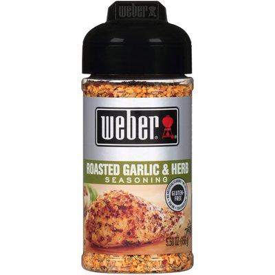 Weber Roasted Garlic & Herb Seasoning