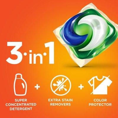 Tide Pods Liquid Laundry Detergent Pacs, Clean Breeze