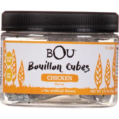 BOU Chicken Bouillon Cubes