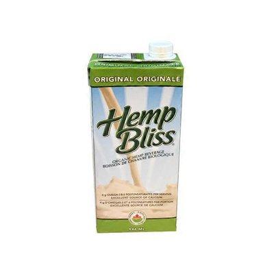 Manitoba Harvest Hemp Bliss Organic Hemp Beverage