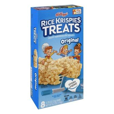 Rice Krispies Treats Crispy Marshmallow Squares Original