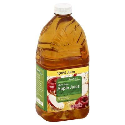Signature Kitchens 100% Juice, Apple