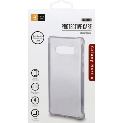 Case Logic Protective Case, Durable, Clear Cover