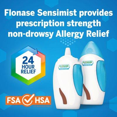 FLONASE Non Drowsy Allergy Relief Spray