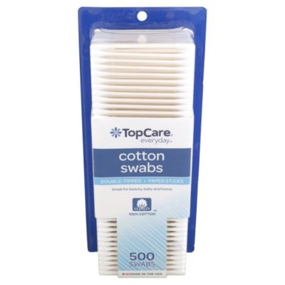 Top Care Cotton Swabs