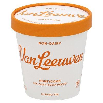 Van Leeuwen Frozen Dessert, Non-Dairy, Honeycomb