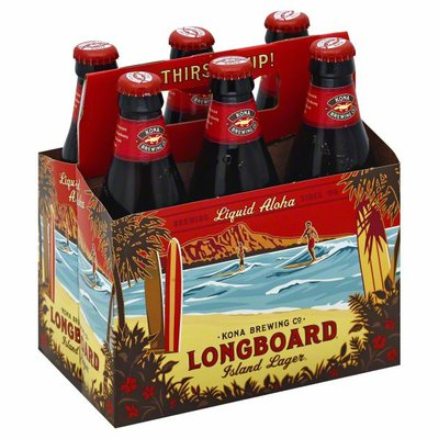 Kona Brewing Company Island Lager Beer
