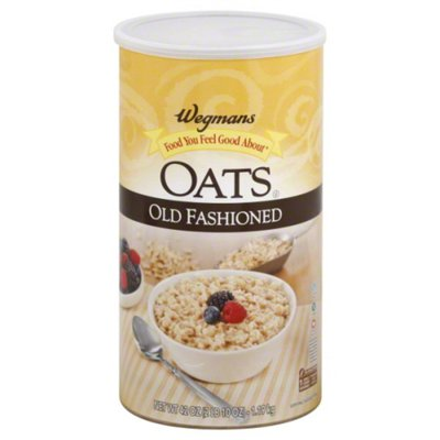 Wegmans Food You Feel Good About Oats, Old Fashioned