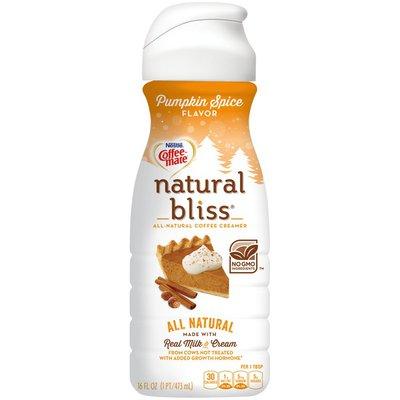 Coffee mate Pumpkin Spice All-Natural Liquid Coffee Creamer