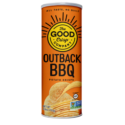 The Good Crisp Outback BBQ