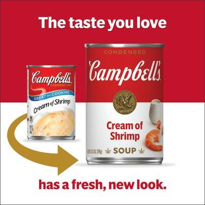 Campbell's® Cream of Shrimp Soup