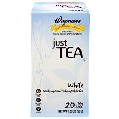 Wegmans Food You Feel Good About Just Tea
