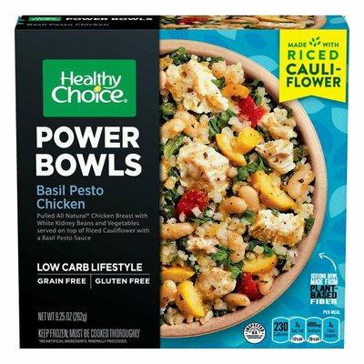Healthy Choice Power Bowls Basil Pesto Chicken