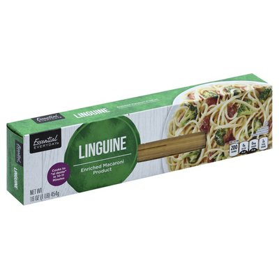 Essential Everyday Linguine Enriched Macaroni Product