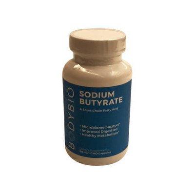 BodyBio Sodium Butyrate Capsule