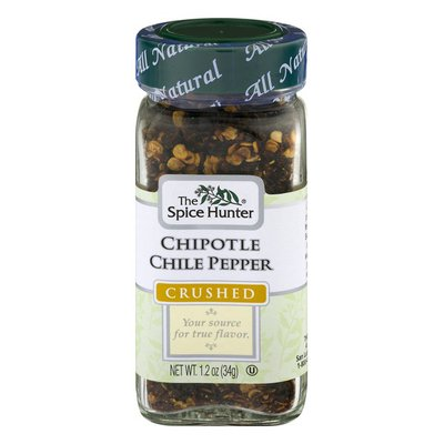 The Spice Hunter Chipotle Chile Pepper Crushed