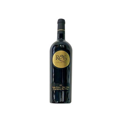 Roy Estate 2013 Napa Valley Proprietary Red Wines