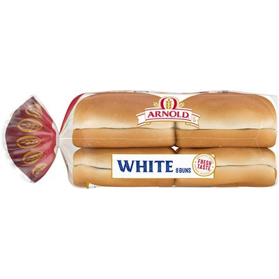 Brownberry/Arnold/Oroweat Select Classic Hamburger Rolls