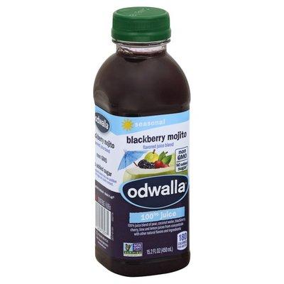 Odwalla 100% Juice, Blackberry Mojito