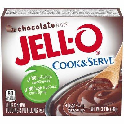 Jell-O Chocolate Pudding & Pie Filling Mix