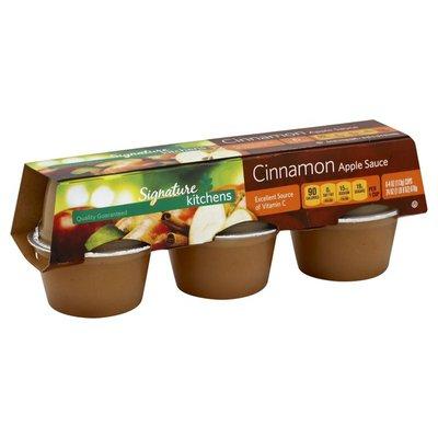 Signature Select Cinnamon Apple Sauce