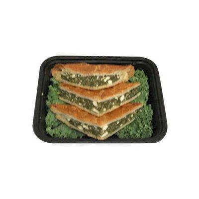 Wild by Nature Greek Spinach Pie