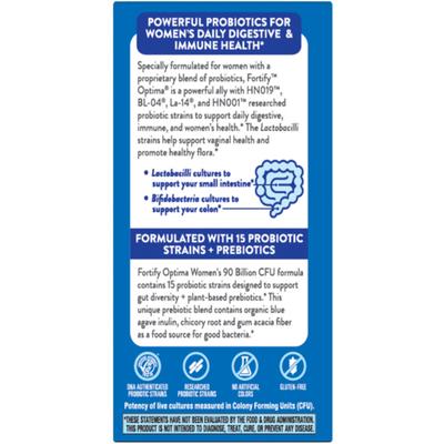 Nature's Way Fortify® Optima® Women's 90 Billion Probiotic + Prebiotic