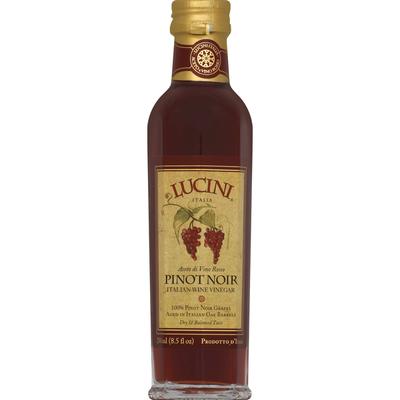 Lucini Italia Vinegar, Italian Wine, Pinot Noir