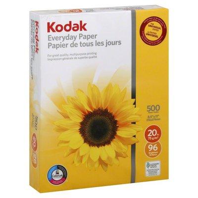 Kodak Paper, Everyday, 8.5 x 11 Inch