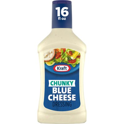 Kraft Chunky Blue Cheese Salad Dressing