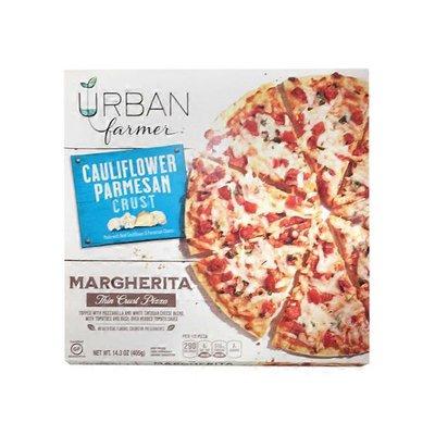 Urban Farmer Cauliflower Parmesan Margherita Pizza