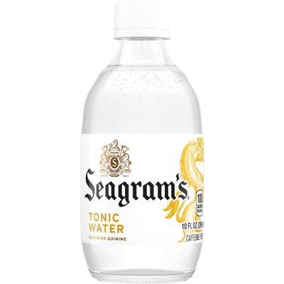 Seagram's Tonic Water Bottles