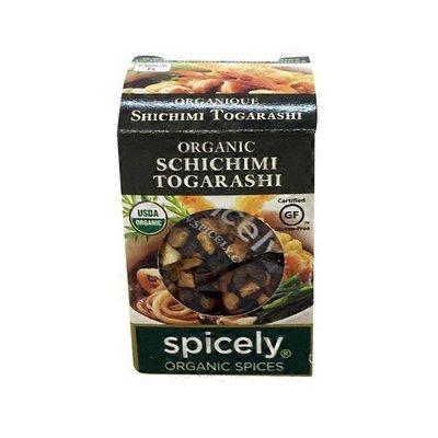 Spicely Organics Organic Schichimi Togarashi
